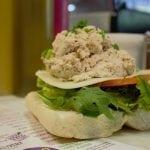 Tuna Salad Combo